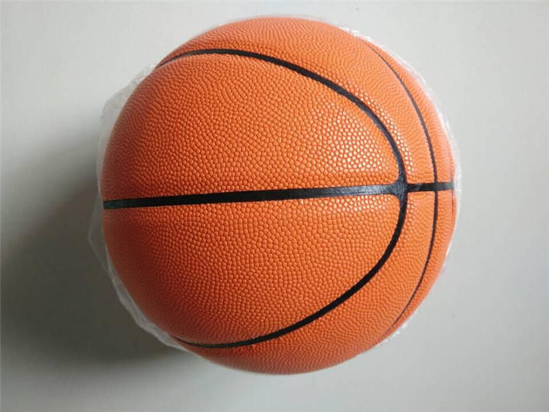 official size 7 indoor moisture absorption material basketballs