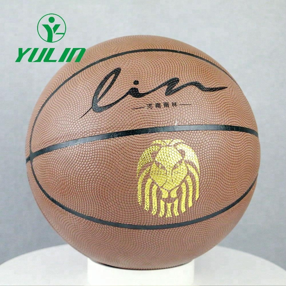 custom basketball