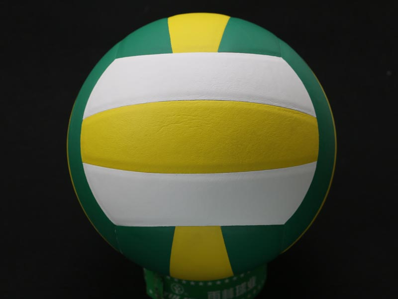 official rubber volleyball